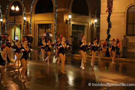 Knoxville Christmas Parade 2013