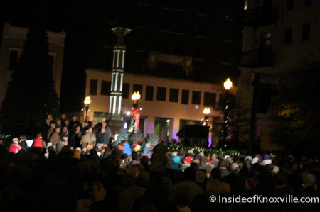 Regal Festival of Lights, Knoxville, November 2013