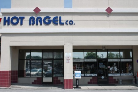 Hot Bagel Company, Oak Ridge, May 2013