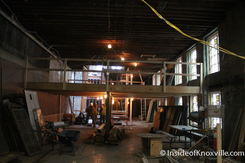 An Inside View of Tailor Lofts – A Year Later, Plus Five Bar Restaurant Preview