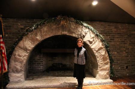 Marianne Greene, The Foundry, World's Fair Park, Knoxville, January 2014