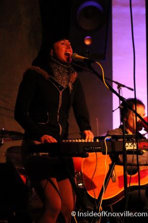 Christina Horn, Waynestock Night One, Knoxville, January 2014