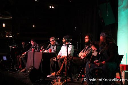 Songwriter Panel, Waynestock Night One, Knoxville, January 2014