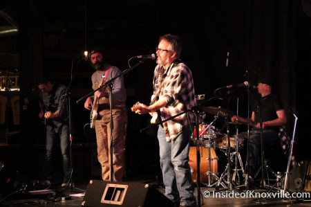 Greg Horne Band, Waynestock Night One, Knoxville, January 2014