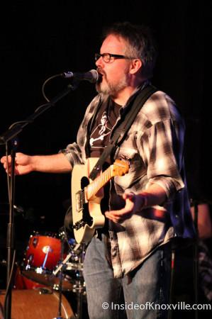 Greg Horne, Waynestock Night One, Knoxville, January 2014