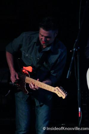 Barry Poe Hannah, Waynestock Night One, Knoxville, January 2014