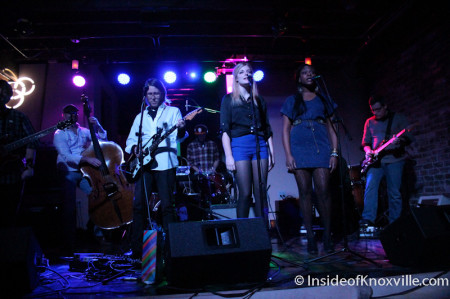 Wil Wright's Weird Miracle, Scruffy City Hall, Knoxville, January 17, 2014