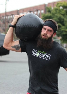 Jeremy McDonnell of Rocky Top Crossfit and South Charlotte Crossfit.