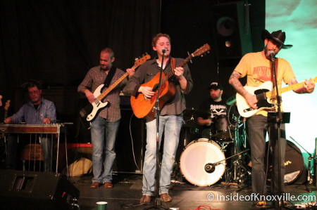 JC and the Dirty Smokers, Waynestock, Relix Theater, Knoxville,