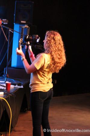 Lauren Fyfe, Waynestock, Relix Theater, Knoxville, February 2014