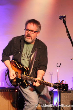 Lou Reed Tribute, Waynestock, Relix Theater, Knoxville, February 2014