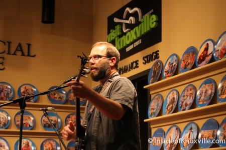 Sean McCollough, Kidstuff, Knoxville Visitor's Center