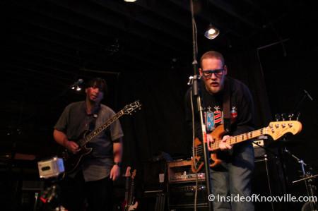 Senryu, Waynestock, Relix Theater, Knoxville, February 2014