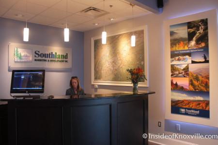 Southland Marketing, Union Avenue, Knoxville, November 2012