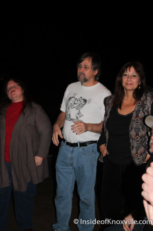Wayne Bledsoe Dancing, Waynestock, Relix Theater, Knoxville, February 2014