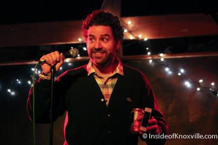 Ryan Singer Show, Pilot Light, Knoxville, December 2014