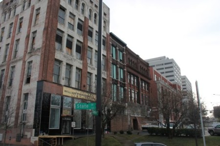 Bacon and Company Building, Knoxville, January 2013