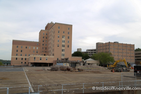 Baptist Hospital, Knoxville, April 2014