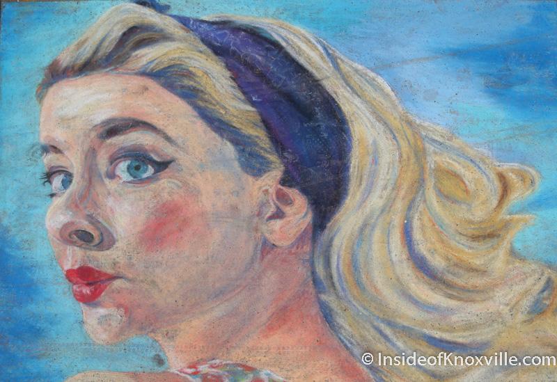 2014 Dogwood Arts Chalk Walk, Part One