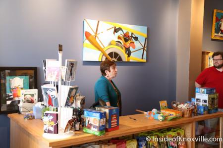 Terri Karlsson, CitiFid-O, 429 Union Avenue, Knoxville, April 2014