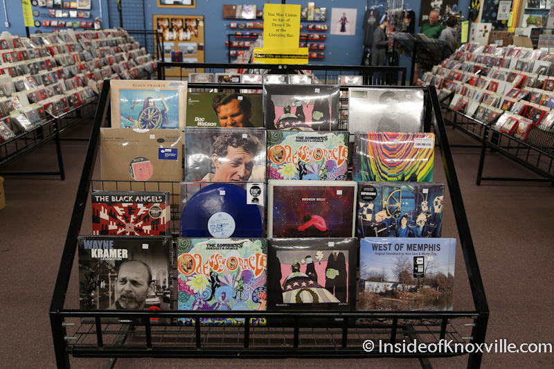 Record Store Day Vinyl In Knoxville In 2014 Inside