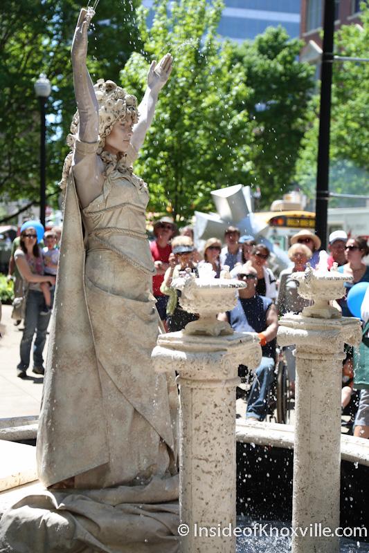Dogwood Arts' Market Square Art Fair 2014, Part 2