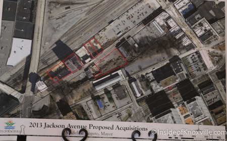 Jackson Avenue Corridor Planning Session, Southern Railway Depot, Knoxville, April 2014