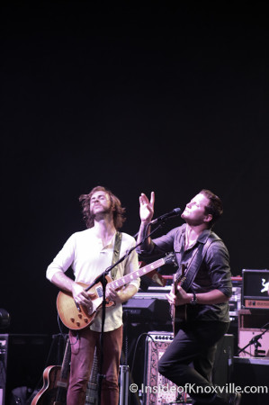 The Delta Saints, Thompson Boling Arena, Knoxville, April 2014