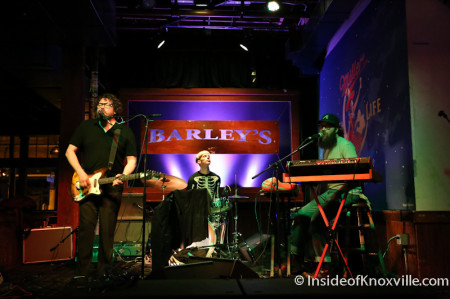 Bobby Bare, Jr., Barley's, Knoxville, May 2014
