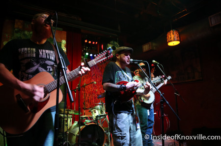 Cutthroat Shamrock, Preservation Pub, Blankfest, Knoxville, May 2014