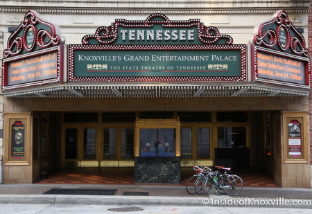 Downtown Bicycles, Knoxville, May 2014