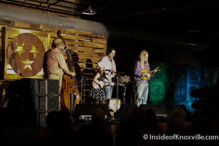 Emi Sunshine, Biscuit Bash, International Biscuit Festival, Knoxville, May 2014