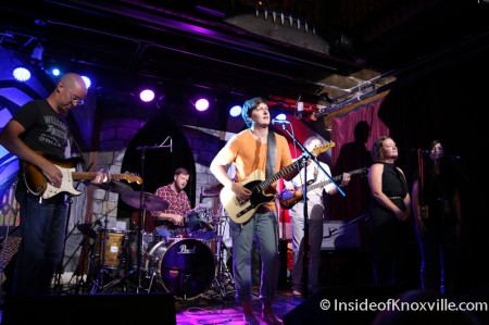 eed the Birds, Scruffy City Hall, Blankfest, Knoxville, May 2014