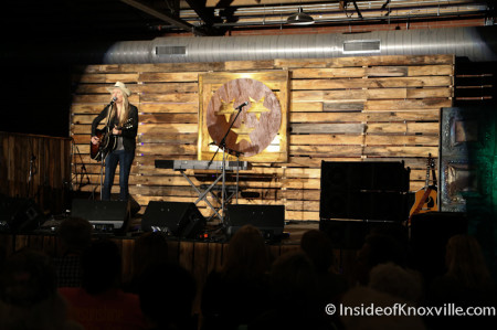 Holly Williams, Biscuit Bash, International Biscuit Festival, Knoxville, May 2014
