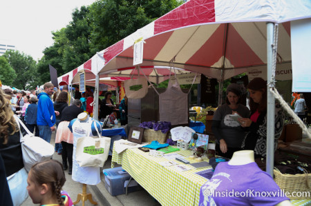 International Biscuit Festival, Knoxville, May 2014