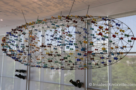 Richard Jolley's Cycle of Life, Knoxville Museum of Art, May 2014