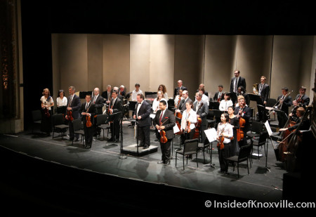 Symphony at the Bijou, Variety Thursday Concerts on the Square, Knoxville, May 2014