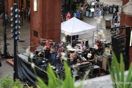 This Mountain, Market Square Stage, Blankfest, Knoxville, May 2014