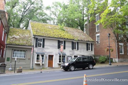 The Tavern, Abingdon, Virginia, June 2014