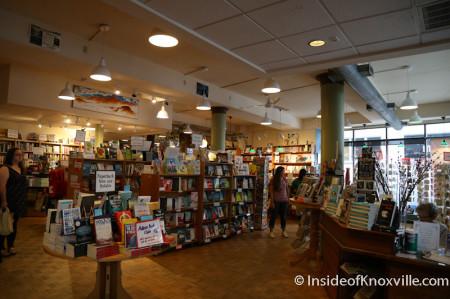 Malaprop's, Downtown Asheville, June 2014
