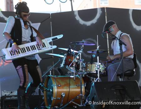 Hudson K, Steampunk Carnivale 2014, Knoxville