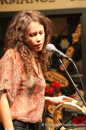 Sarah Lee Guthrie and Johnny Irion, Tennessee Shines, Knoxville, 2014