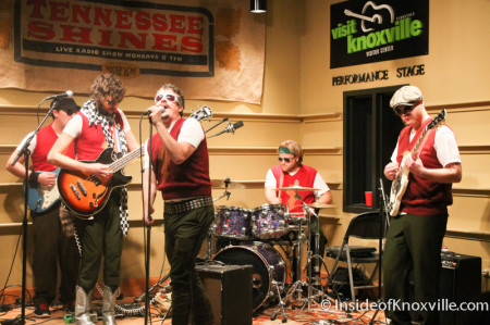 King Super and the Excellents, Tennessee Shines, Knoxville, Fall 2013