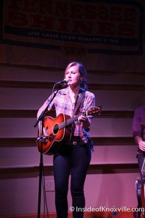 Nora Jane Struthers and the Party Line, Tennessee Shines, Knoxville, 2014