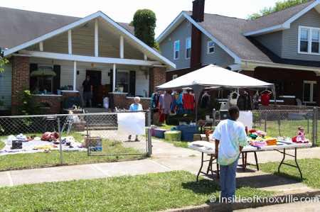 Parkridge Block Party, Knoxville, June 2014