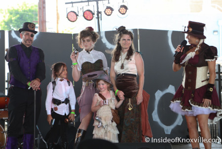 Group Contestants, Steampunk Carnivale 2014, Knoxville