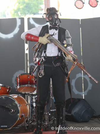 Steampunk Carnivale 2014, Knoxville