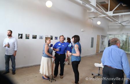 Photographer Meredith Cole, West Jackson Workshops, Knoxville, June 2014