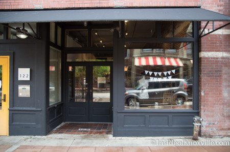 Bootleg Betty, 122 South Gay Street, Knoxville, July 2014