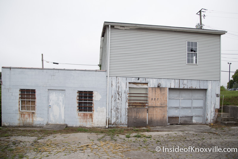 Vintage Building Finds New Life: News from North Central Street